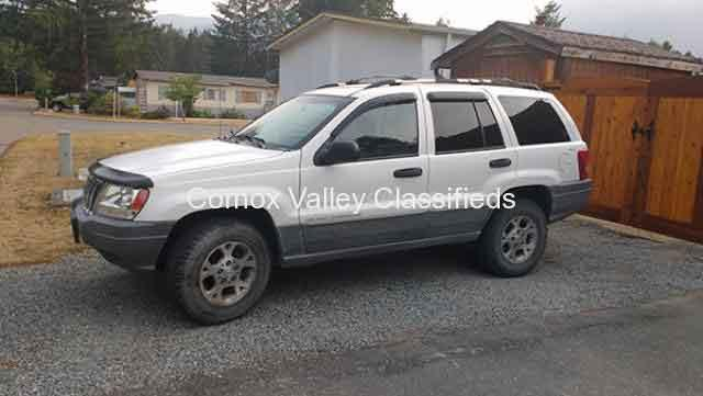 SOLD - 1999 Jeep Grand Cherokee Laredo 4x4