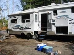 2007 Jayco Designer Fifth Wheel